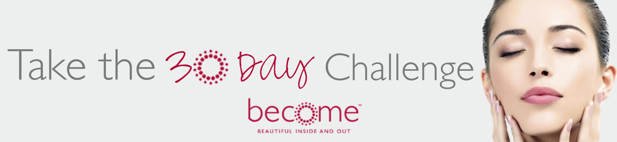 Take the 30 day challenge